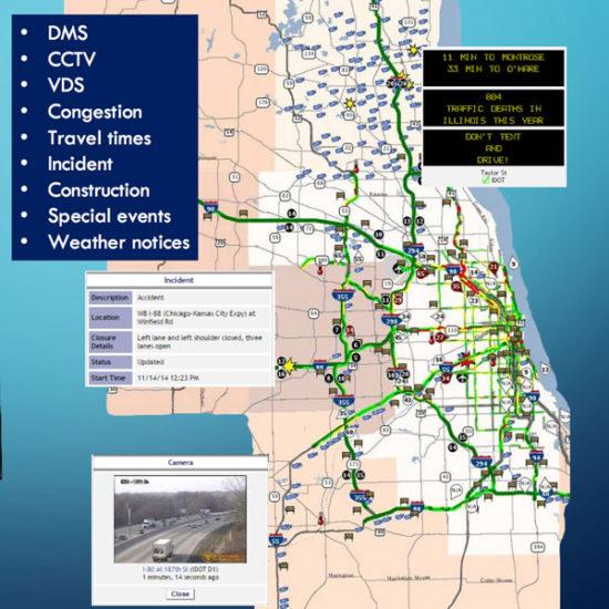 gateway traveler map